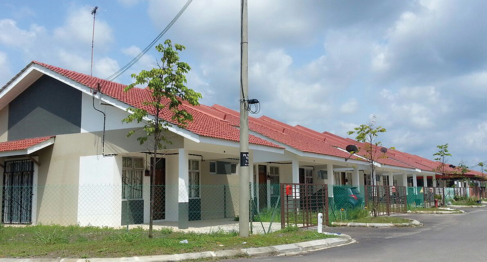 TAMAN DESARU UTAMA SINGLE STOREY TERRACE